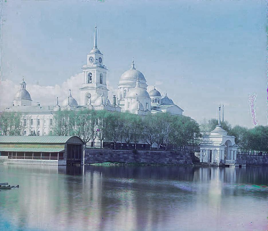Фотографии С. М. Прокудина-Горского. 1910 год.
